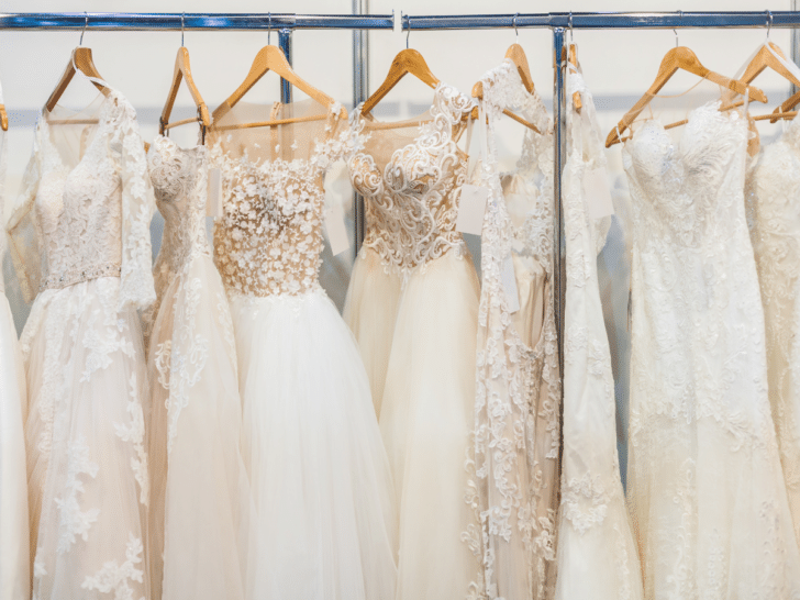 Wedding Dresses under $1500 from our favorite partners
