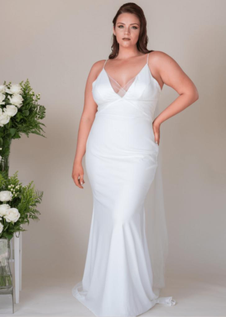 Dahlia Wedding Gown - Pia Gladys Perey
