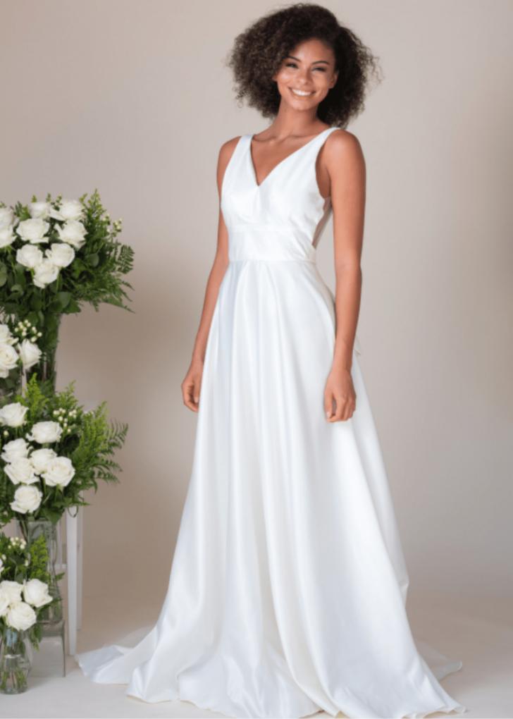 Debbie Wedding Gown - Pia Gladys Perey