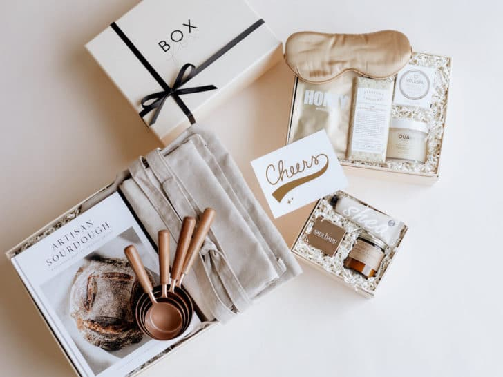 Custom or Curated Gift Boxes from BoxFox