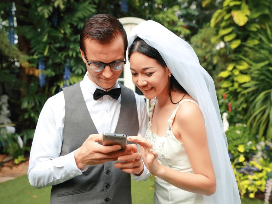wedding hashers wedding hashtags