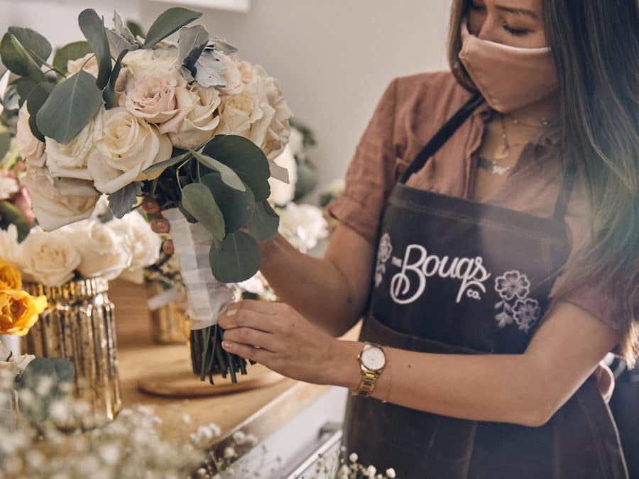 The Bouqs Co. Weddings & Events