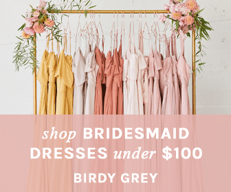 birdygrey affordable bridesmaids dresses