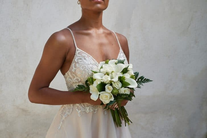 beautiful wedding flowers and bouquets from The Bouqs