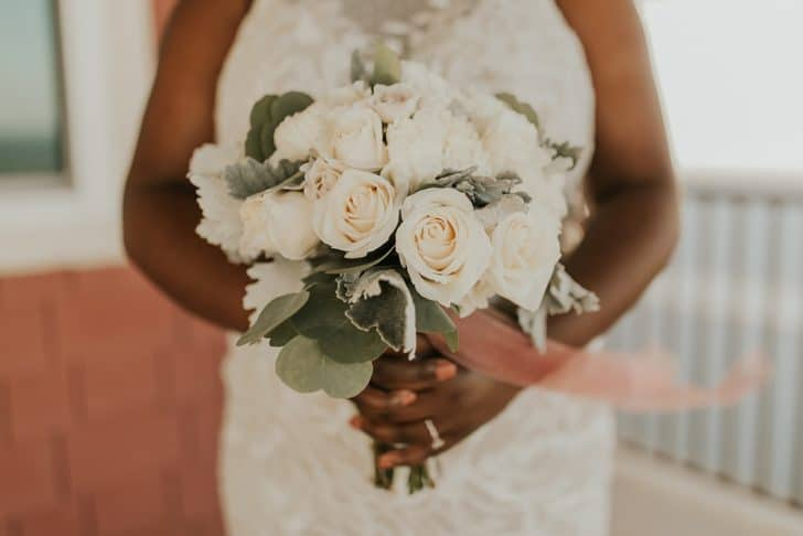affordable wedding flowers from The Bouqs Co