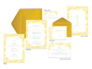 Suzy Suite - Free Wedding Invitation Printables from The Budget Savvy Bride