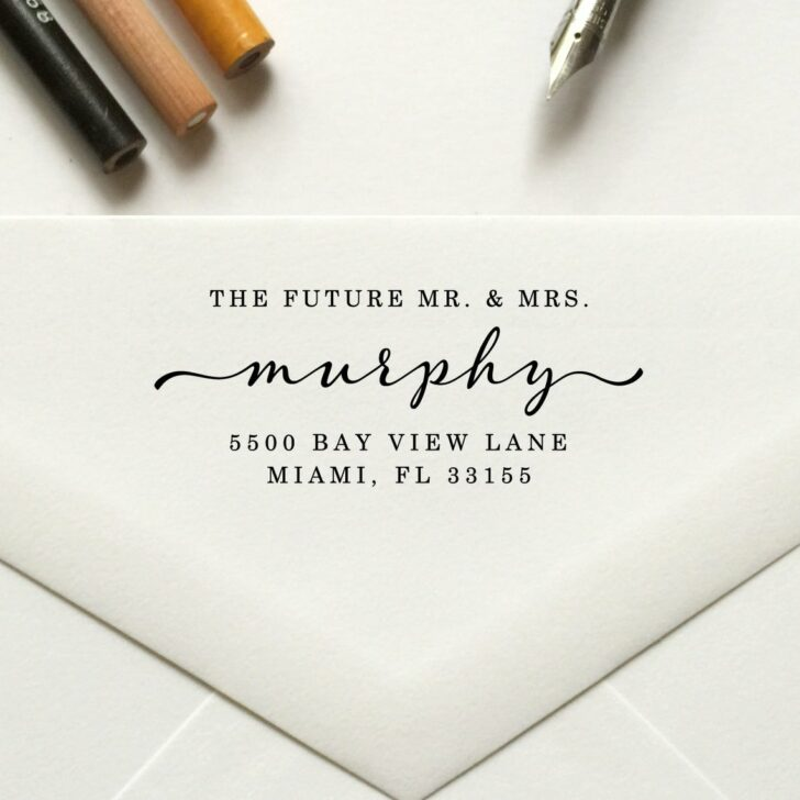 custom ink stamps lulu paperie