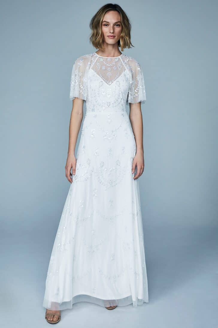 Smitten Wedding Dress - Vow'd Weddings Spring 2021 Wedding Dress Collection