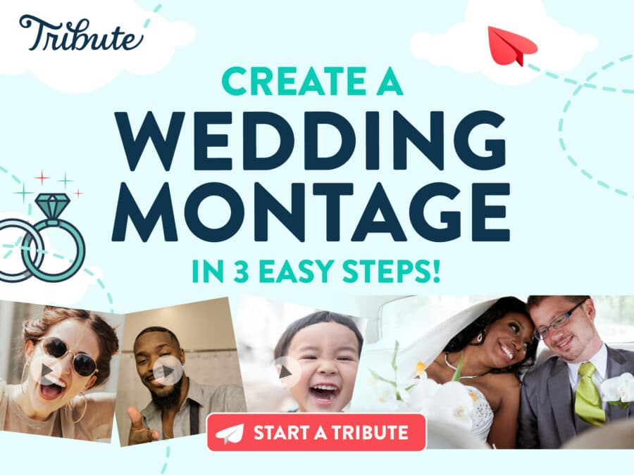 tribute wedding deal