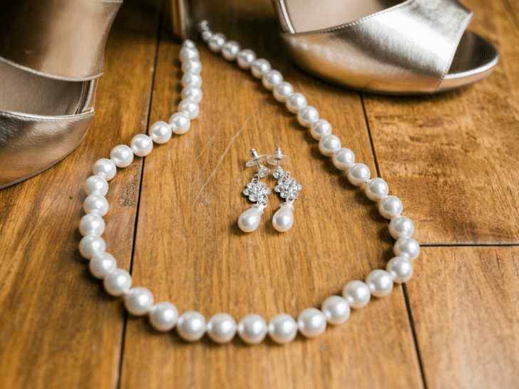 wedding day accessories - choosing your wedding jewelry for your big day
