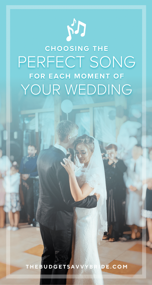Picking the perfect song for every major moment of your wedding day will make your day more meaningful. Check out these top tips for choosing wedding music for your celebration, sponsored by MyWeddingSongs!