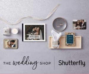 shutterfly the wedding shop