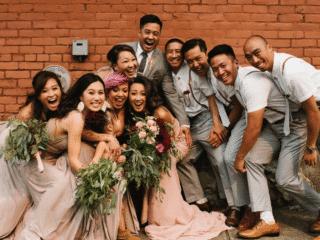 wedding party duties