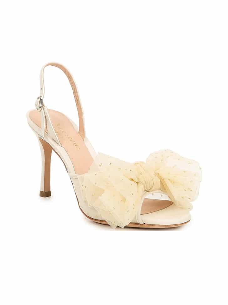 zapatos de boda kate spade