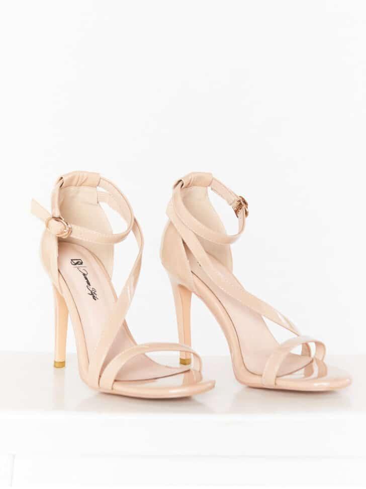 muéstrame tu zapato de boda mumu