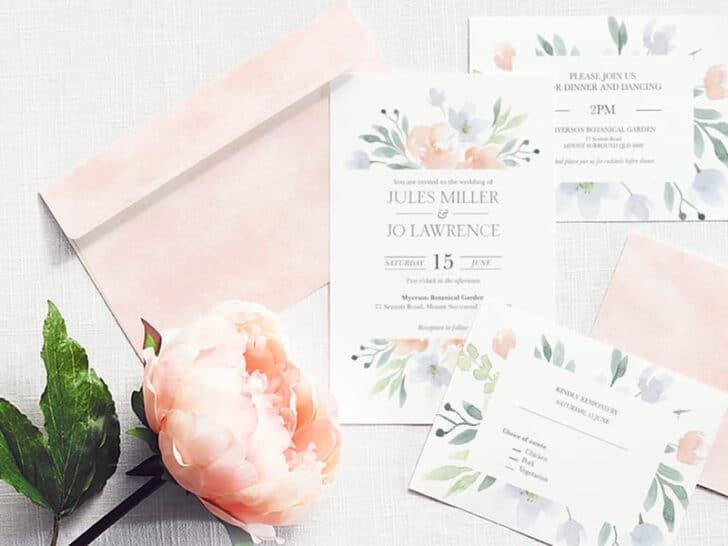 Vistaprint cheap wedding invitations and printing